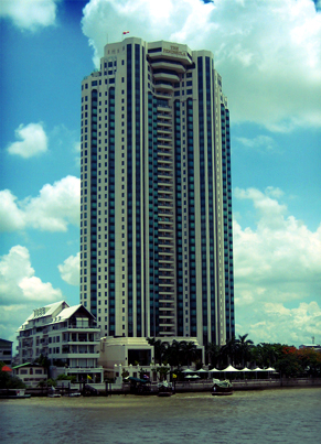 The Peninsula Bangkok Thailand luxury hotel in Bangkok